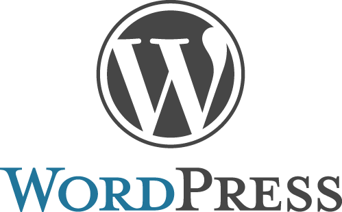 Wordpress Content Management System (CMS) Logo